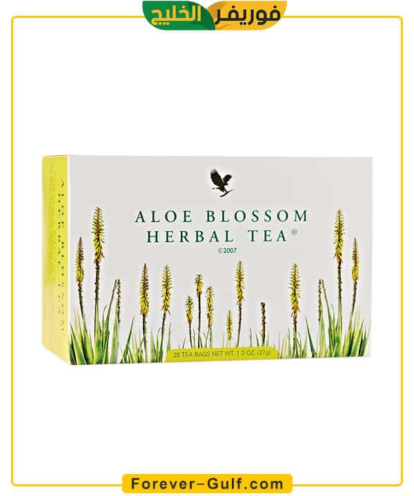 ألو بلوسوم هيربال تي Aloe Blossom Herbal Tea- Forever-Living-product