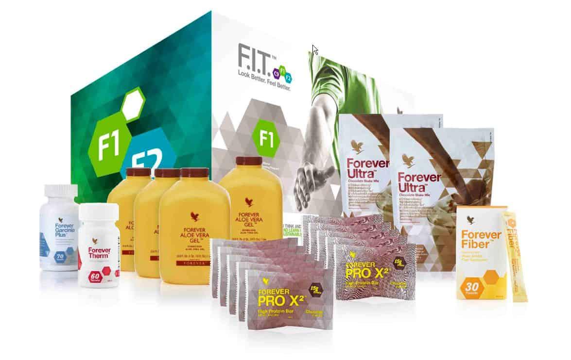 فوريفر إف إي تي 2 (فيت 2) – المستوى التالي في تخسيس الوزن برنامج مدته 30 يوم