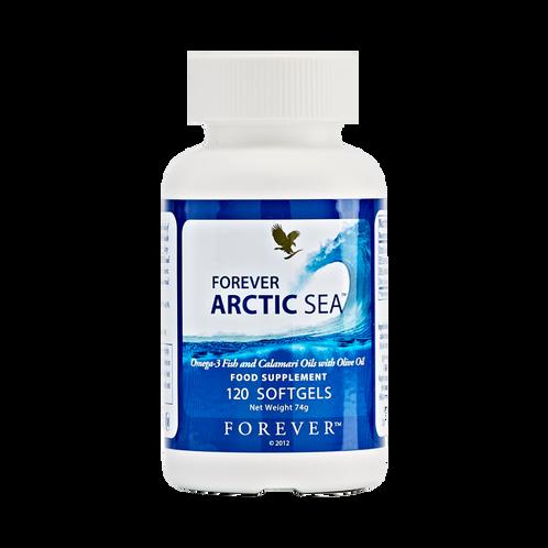 فوريفر أركتيك سي (زيوت السمك والزيتون) – مصدر طبيعي للأوميغا 3 والعناصر المهمة لصحة القلب والأوعية الدموية والجهاز الهضمي والجهاز المناعي وصحة المخ!