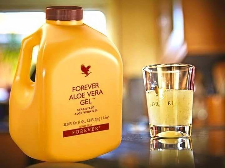 ألوفيرا جل طريقة استخدام عصير الصبار للتخسيس من فوريفر الامريكية والحصول على المنتج