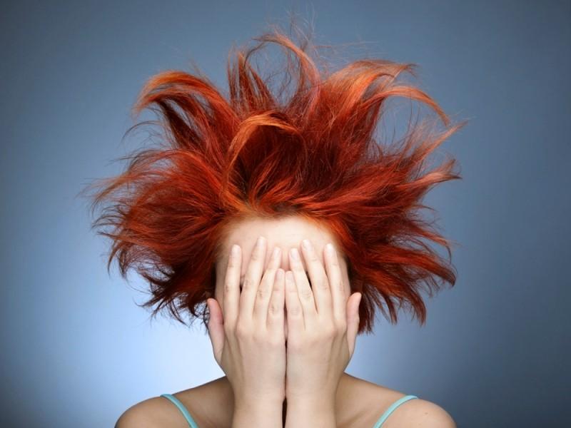 انا ودي تجربتي مع منتجات فوريفر للشعر كلام للبنات بس الشعر الأحمر كارثي