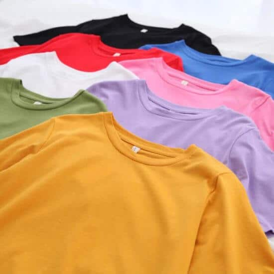 الملابس القطنية مهمة للوقاية من رائحة العرق